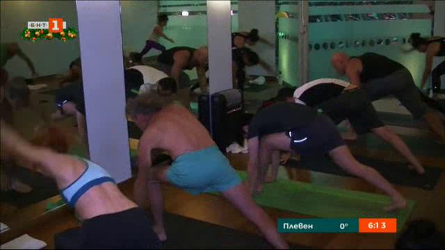 Пауър йога в САЩ