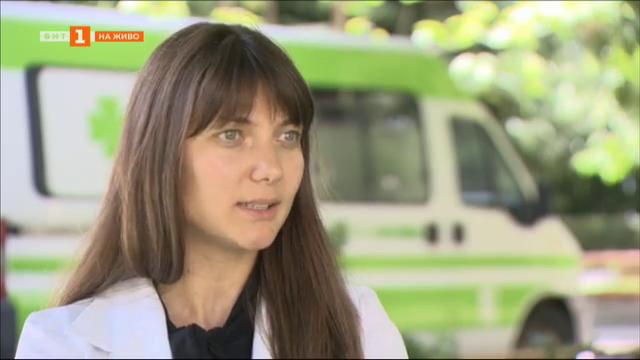 Кампания на Зелената линейка в Благоевград с изследване на холестерола