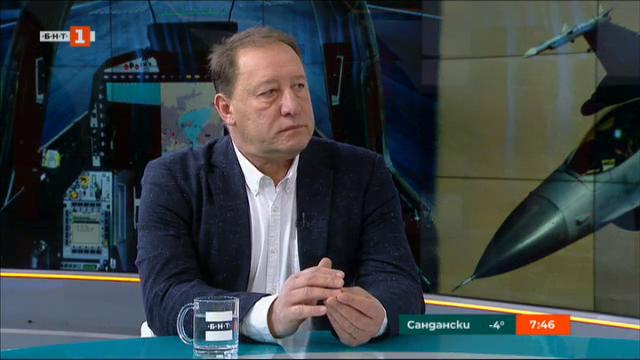 Ангел Найденов: Имаме добър избор на тип боен самолет