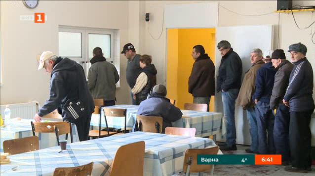 Приютът за бездомни в Русе - препълнен