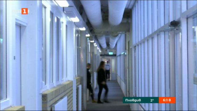 Камера за разпознаване на лица в шведските гимназии