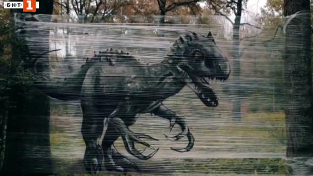 Графити сред природата