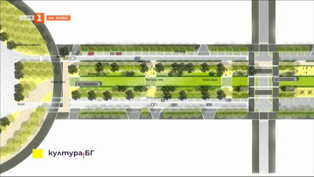 Нова визия за бул. Македония - гостува арх. Здравко Здравков