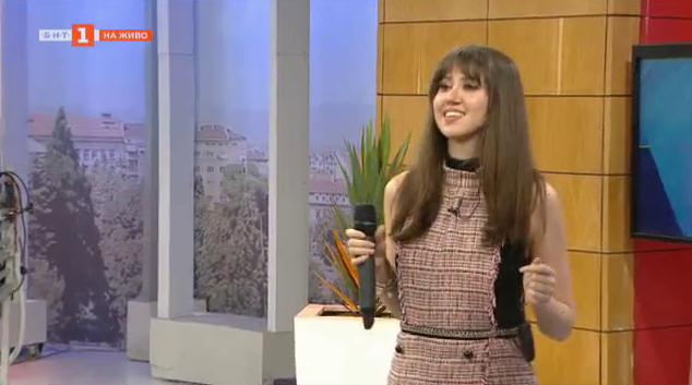 Лия Атанасова – една българска певица от САЩ