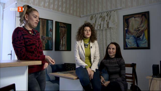 Историята на Невена, Жени и Нина