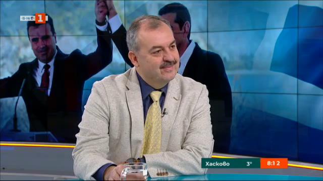 Любчо Нешков: Ролята на България за промените в Македония беше изключителна
