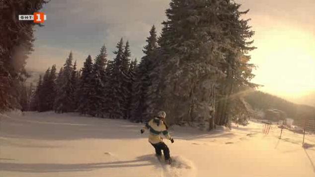 Пампорово - най-слънчевият зимен курорт в България