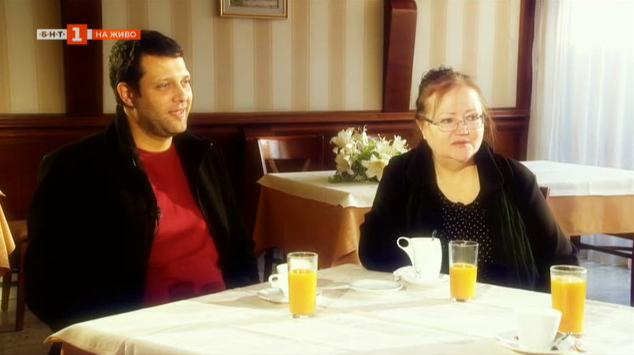 Интервю с Ваня Костова и сина й Боян Михайлов