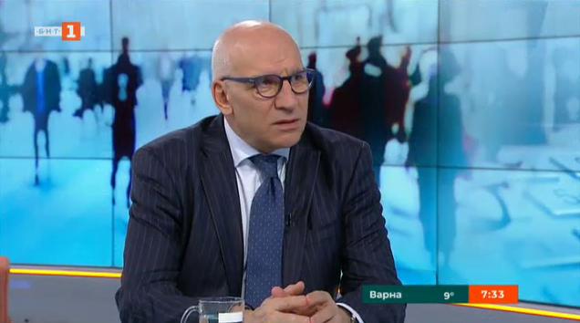 Хампарцумян: За българина дали в джоба има евра, или левове, няма значение