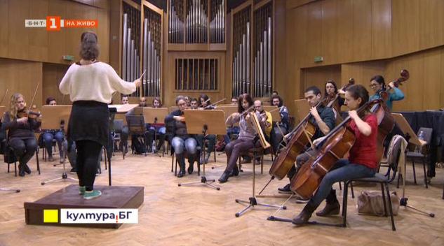 НМА представя произведения на Чайковски, Моцарт и Бетовен