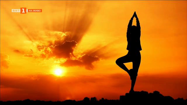 Йога срещу стрес