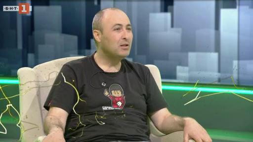 Руслан Мъйнов - гост в Извън играта