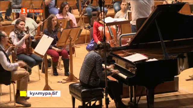 Софийската филхармония и Елена Башкирова представят Моцарт в зала България
