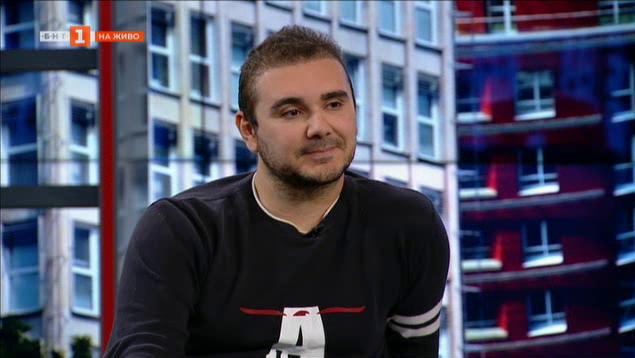 Да работиш на ръба на света - разговор с Филип Захариев