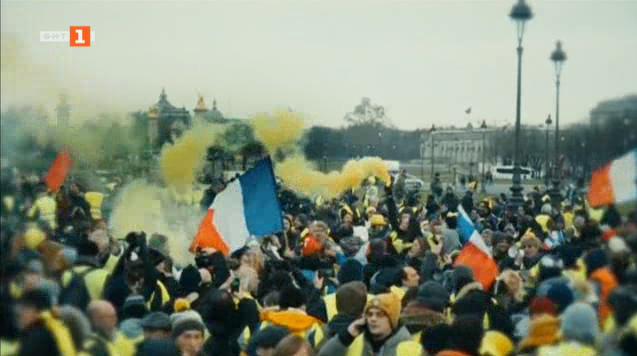 Ще облекат ли костюми жълтите жилетки?