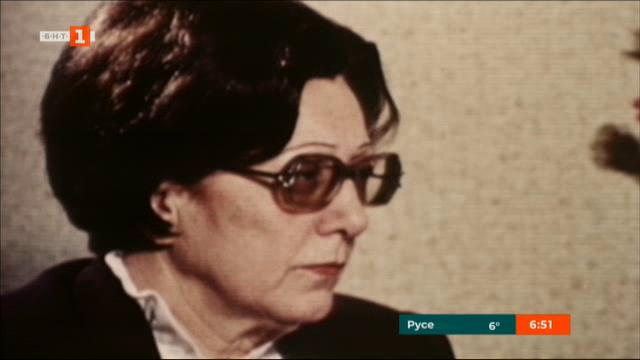 Истории от архива: Спомен за Леда Милева