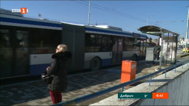 Градският транспорт във Варна - труднодостъпен за незрящи
