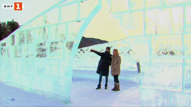 Мечти върху леда на Байкал