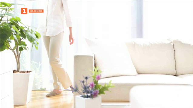 Как да пречистим въздуха у дома?