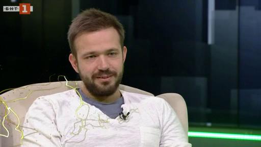 Александър Алексиев - гост в Извън играта