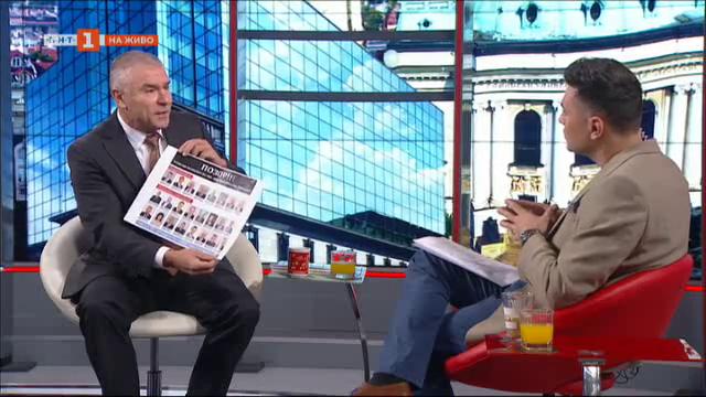 Веселин Марешки: Патриотите се опозориха, тази политическа ниша е свободна
