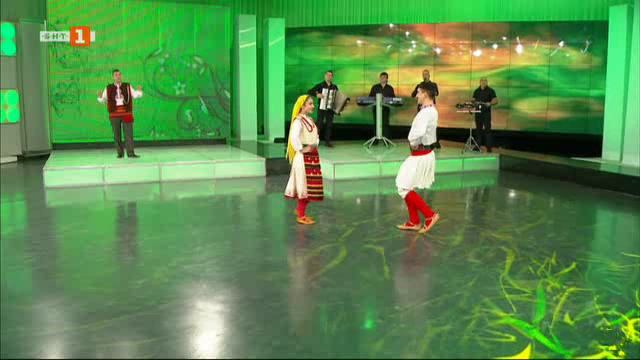 Васил Вълканов и Сорина Богомилова