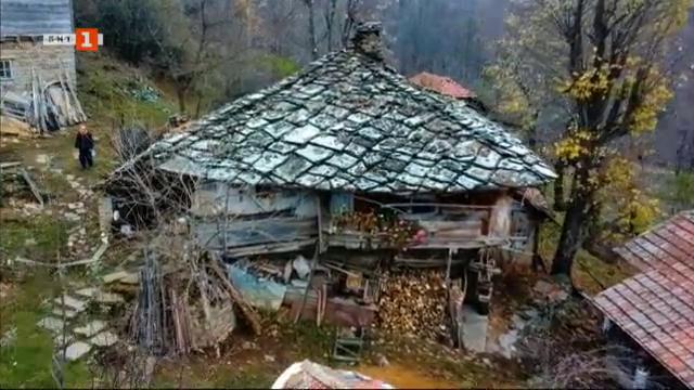 При бай Денчо в 300-годишната му къща
