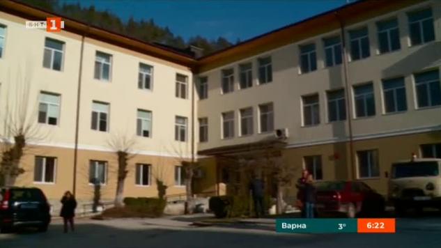 Болницата в Мадан получи дарение от 1 млн. долара от Шефкет Чападжиев
