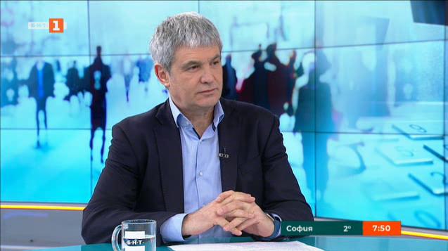 Пламен Димитров: Устойчивото увеличение на доходите няма алтернатива
