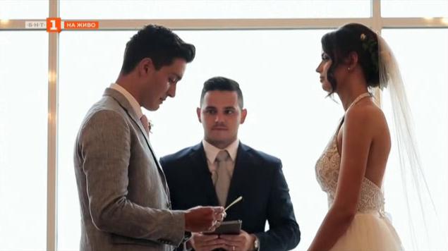 Сватбите през очите на обредния служител