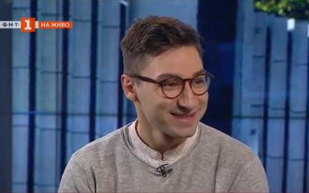 Крис Захариев: В началото отправях послания, за да вдъхновявам младите хора