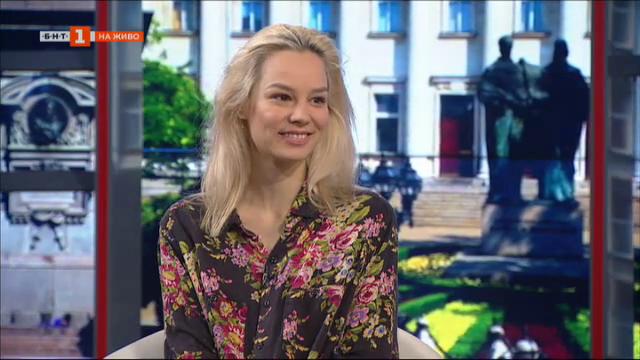 Младите на сцената: Ива Янкулова и Ненко Милков