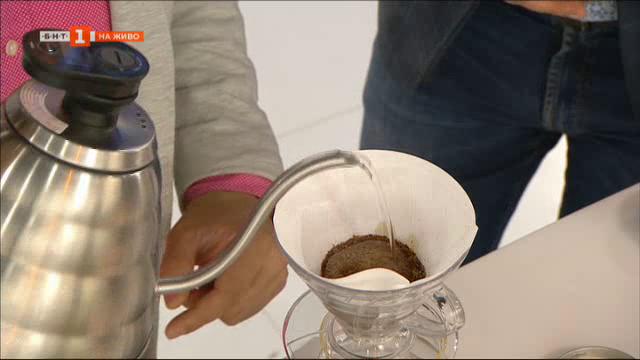 Кафето и тънкостите при приготвянето му