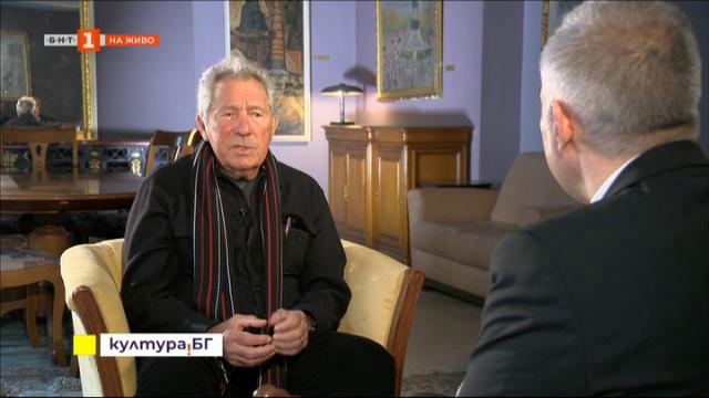 Интервю с Израел Хоровиц