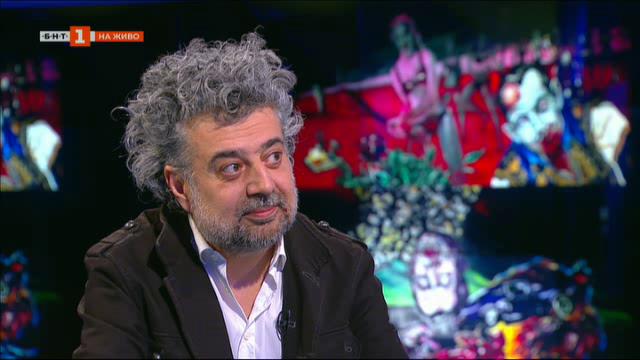 Димитър Митовски с проекта Dead end