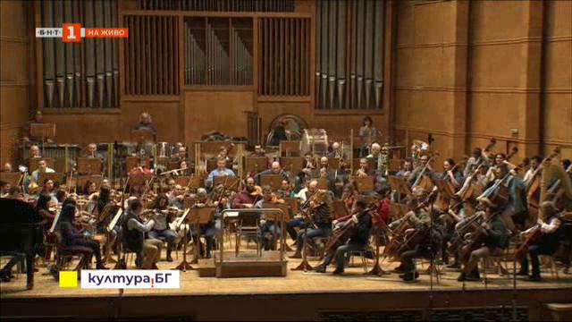 Първи концерт в София на финландския диригент Лейф Сегерстам