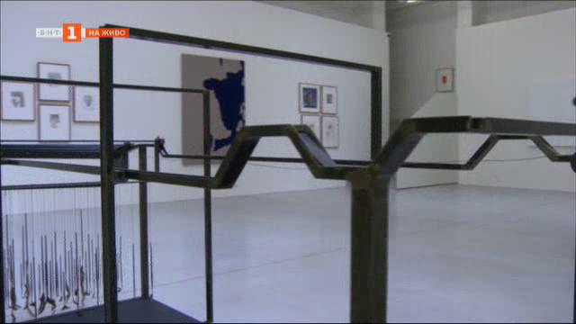 """Изложба на Роземари Трокел в галерия """"Структура"""""""