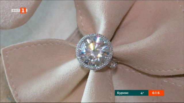 С диаманти на Оскарите