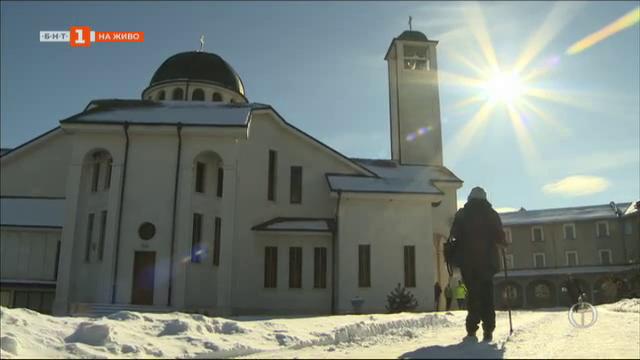 Социалната кухня към манастира на сестрите евхаристинки