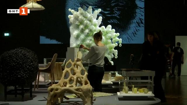 Без граници между изкуството и биотехнологиите