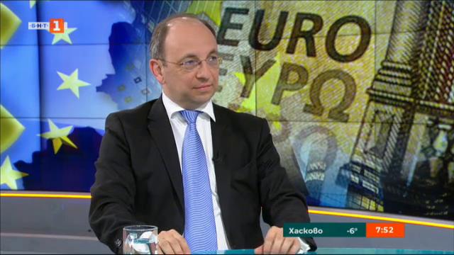 Николай Василев: Ние направо сме си готови за еврозоната