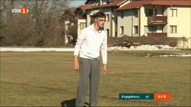 Иван Везюв от Банско – българското участие на  Спешъл олимпикс геймс