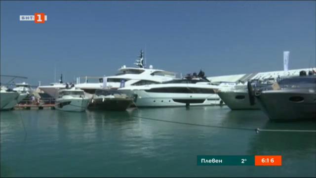 Международно изложение на яхти в Дубай