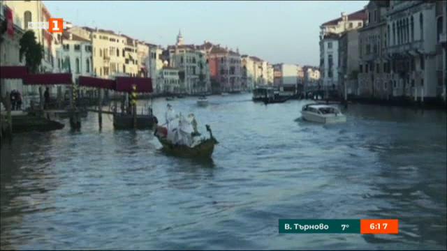Одобрена е входната такса за еднодневен престой във Венеция