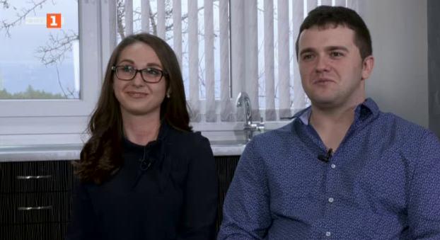 Бързо, лесно, вкусно: Новодомци бъдещото семейство Чолеви
