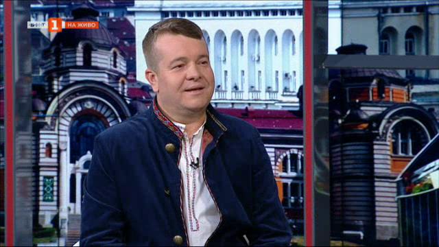 Музикален гост - Илия Луков