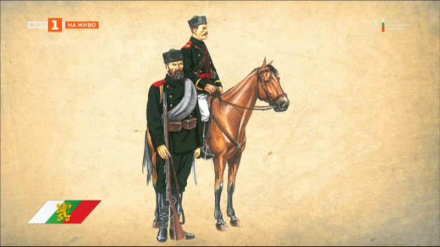 Униформите на опълченците