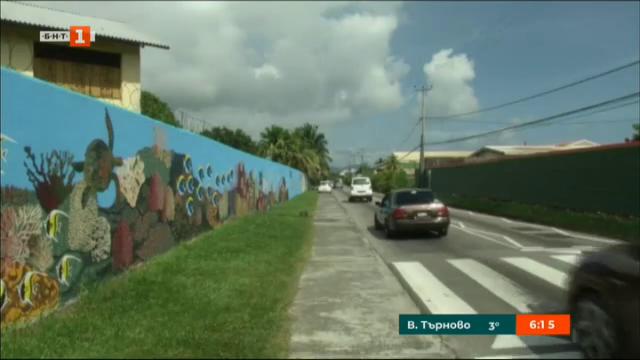 Артисти от Сейшелските острови с проект за опазване на природата