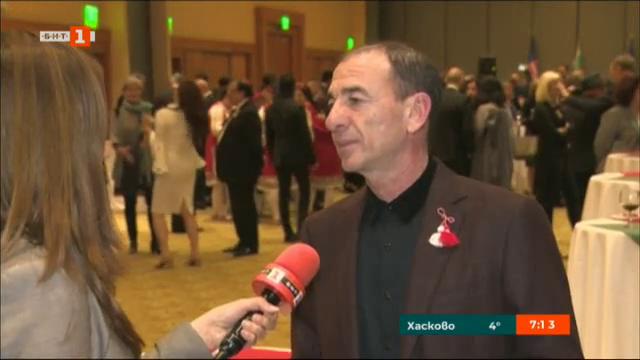 Димитър Маринов специално за БНТ: Амбициозен съм за работа, не за награди