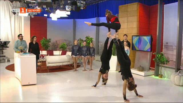 Изкуството на акробатиката